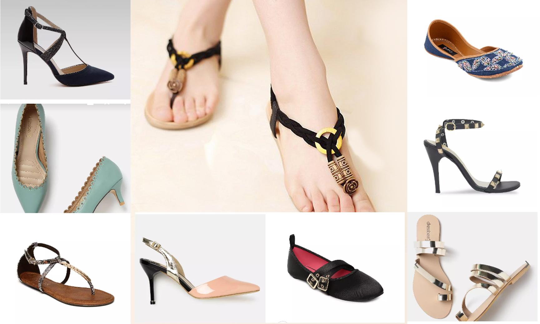Details about  /Purlpe Ethnic Indian Casual Wear Sandal Design Girls Ladies Footwear Women